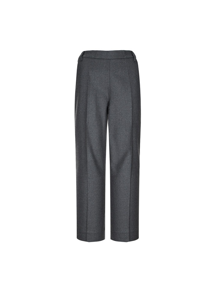SOFIE D'HOORE _ Classic Pants With Elastic Waist