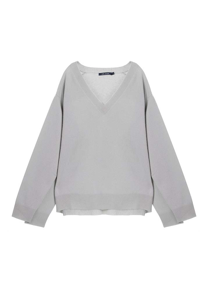 SOFIE D'HOORE _ Oversized V-neck 4 Sleeves