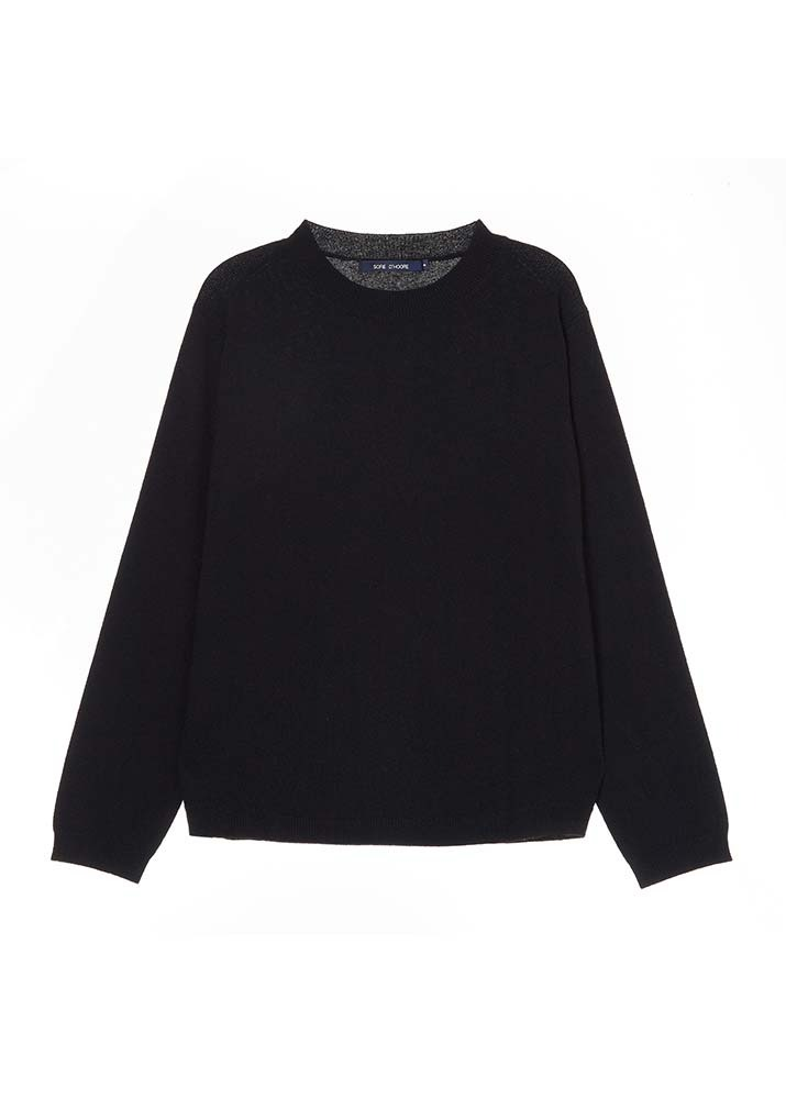 SOFIE D'HOORE _ C-neck Sweater
